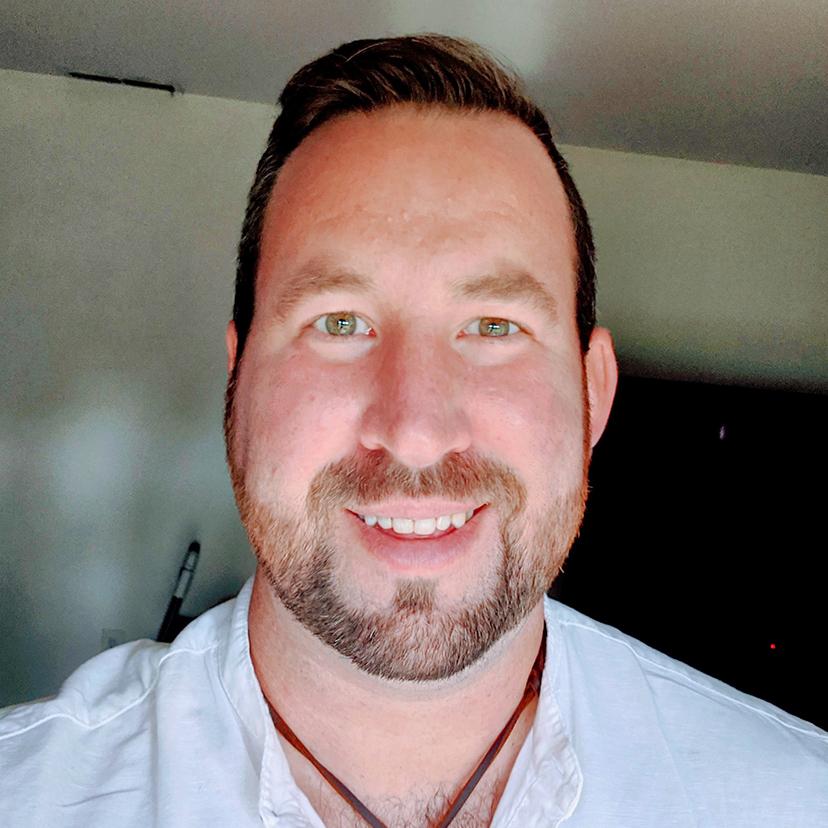 Sean Guilfoile : Anna Louise Inn Program Coordinator
