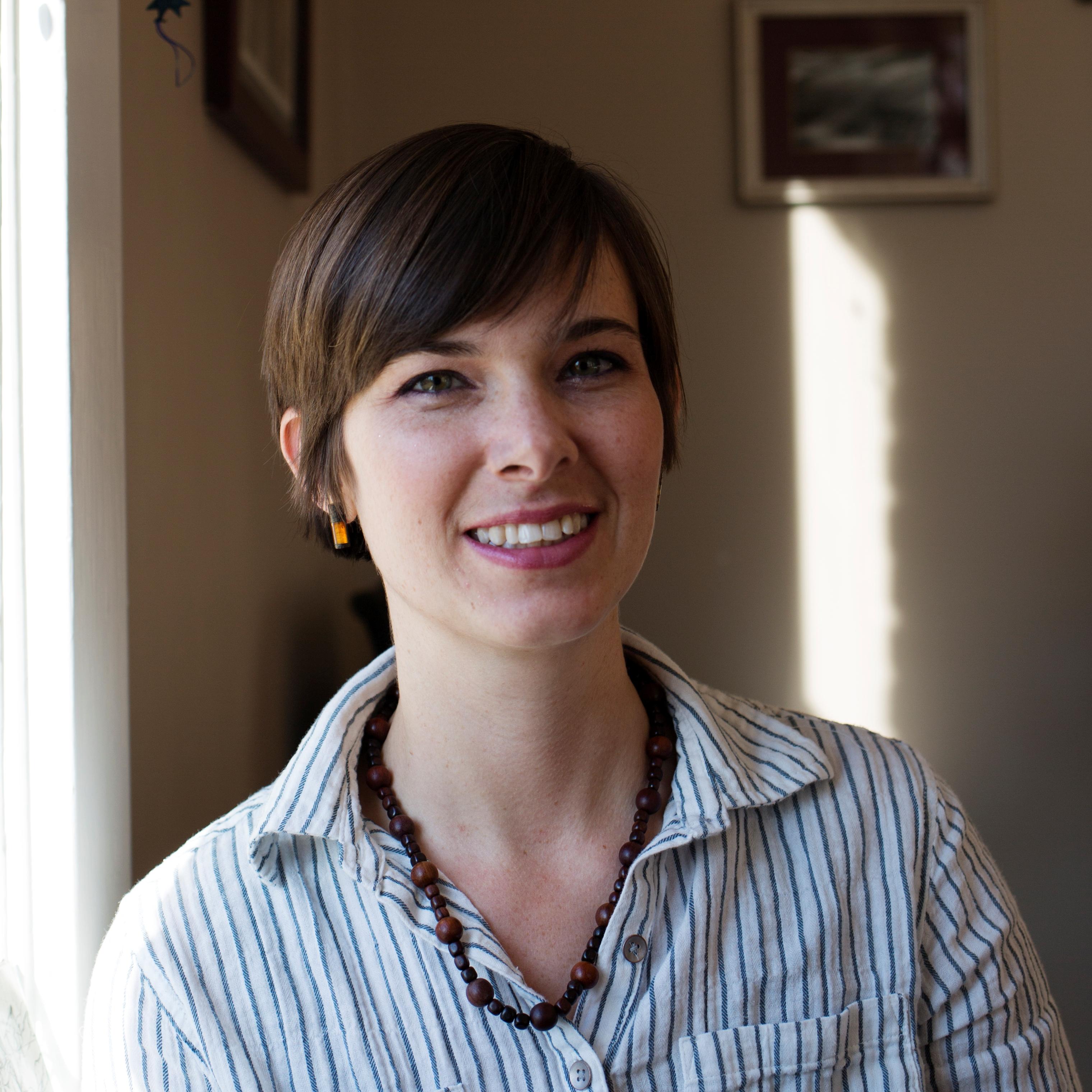 Claire Daugherty : Fund Development Director