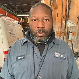 Alphonso Williams : Maintenance Technician